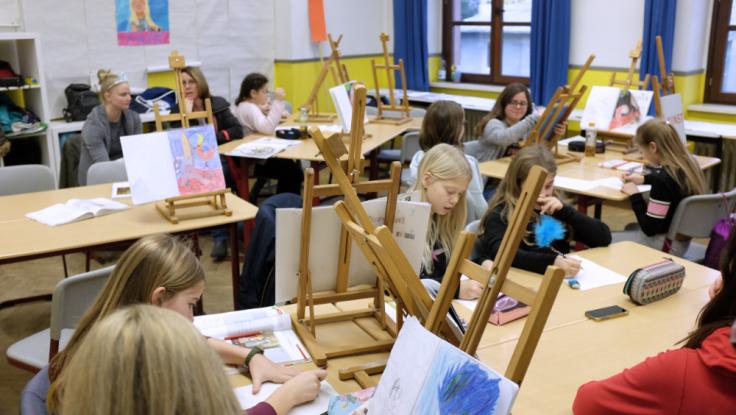Kunstklasse
