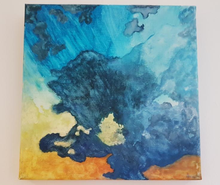 Abb 12 Wolken, Prachtgebilde des Himmels 1